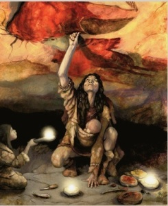 mujer prehistoria