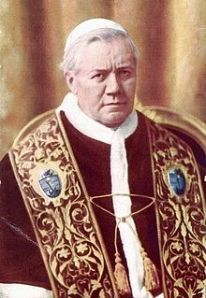 San Pío X a color