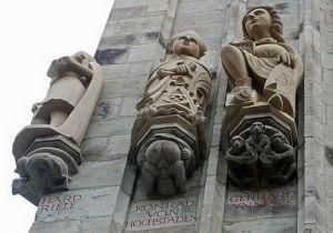 Gargola catedral Colonia (Alemania)