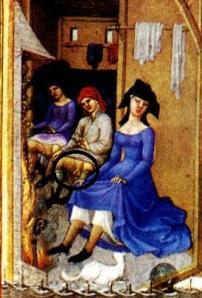 Hermanos Limbourg Les tres riches Heures du Duc de Berry f(1)
